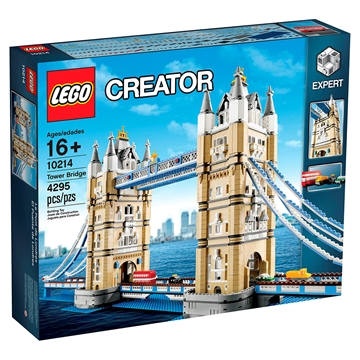 Tower Bridge LEGO hard to find 10214