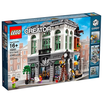 Brick Bank Creator 10251