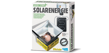 Solcelle energi ovn - Green Science 4m