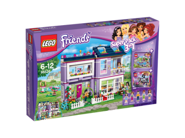LEGO Friends superpack 66526