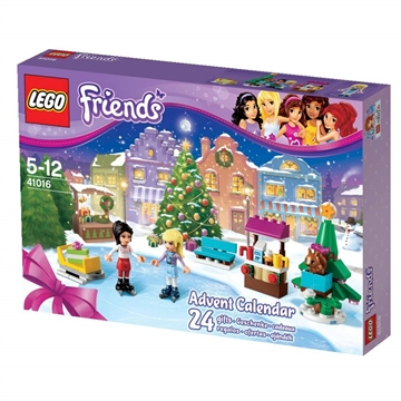 LEGO Friends Julekalender 41016
