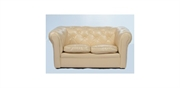 Chesterfield new ivory sofa- levering jan 2018